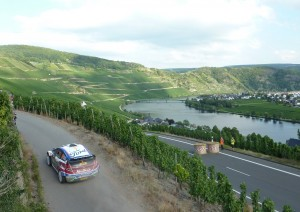 Rally Travel - Thursday & Friday stages we visited...